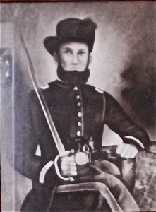 Colonel John Weir served in the 5th Mississippi Infantry.